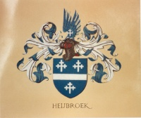 Heijbroek Coat of Arms